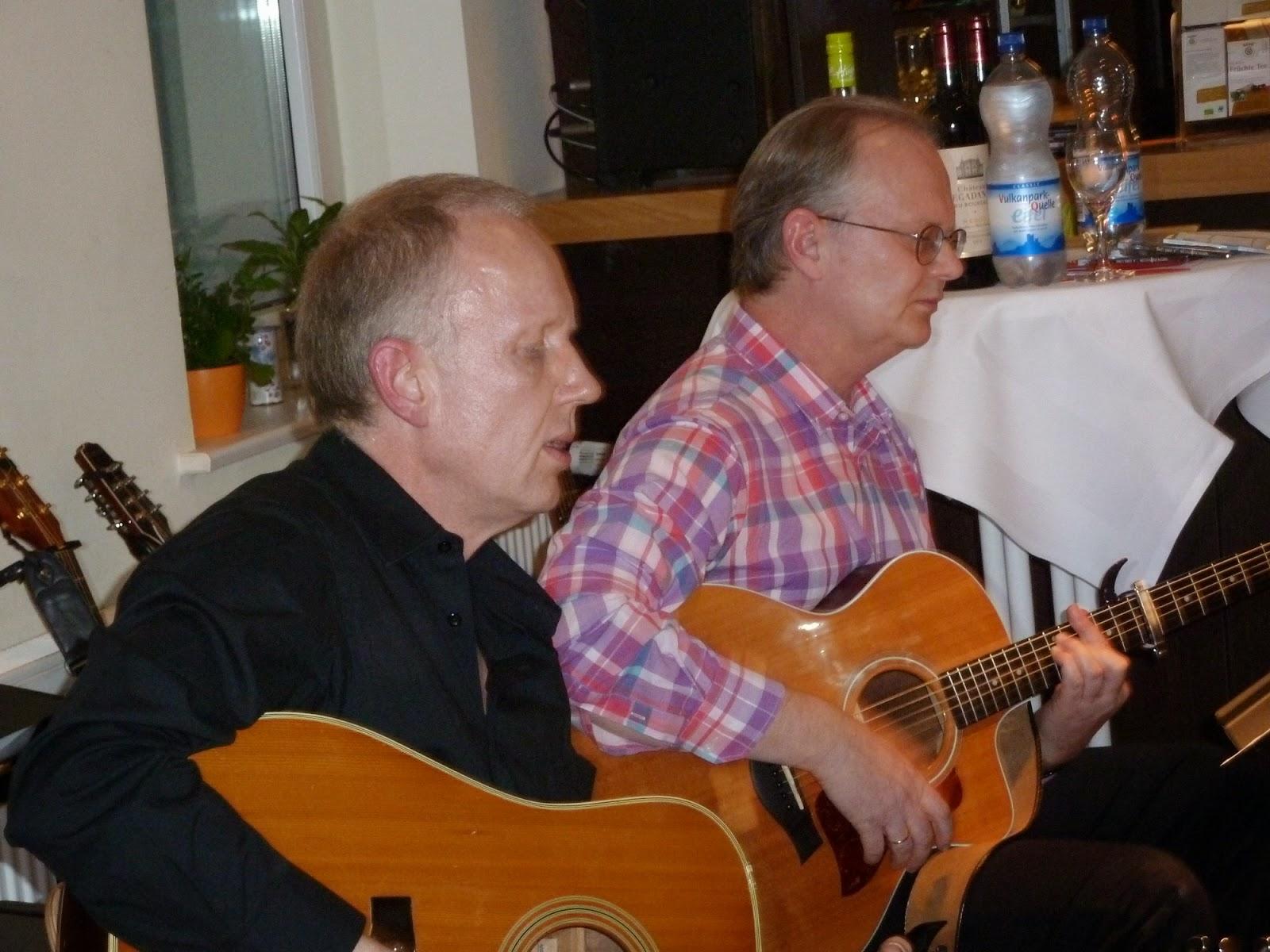 Tom Wilke und Christian Schuster Let Her Go
