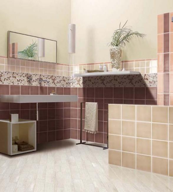 Baños Azulejos Ideas:Ideas de Diseño de Baños con Azulejos – Cerámicos y Porcelanatos