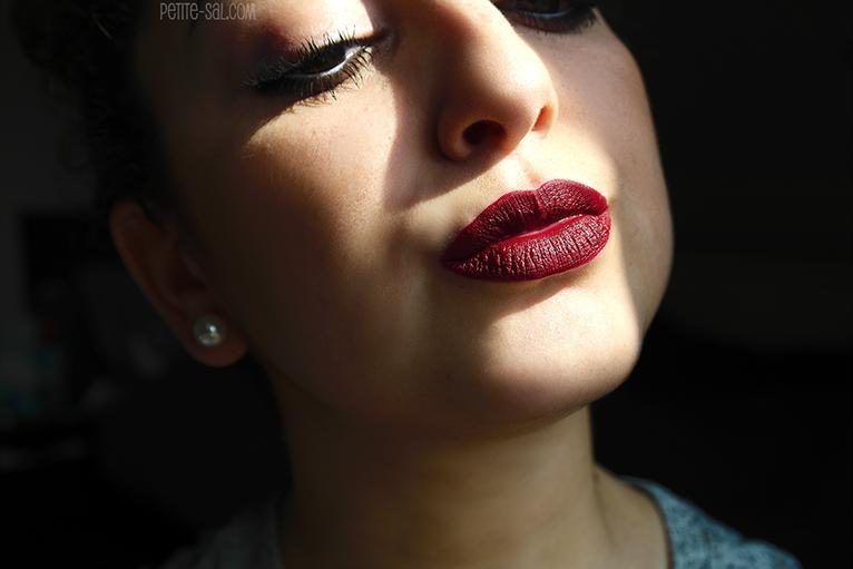 Petite sal review mac diva lipstick for Mac cosmetics diva lipstick