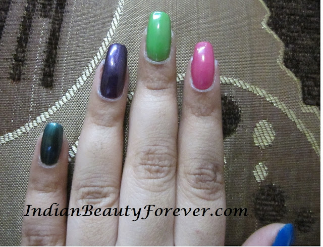 colorlife nail paints