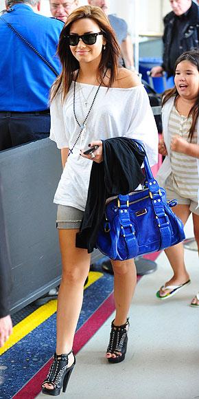 Celebrity Fun World Demi Lovato Style