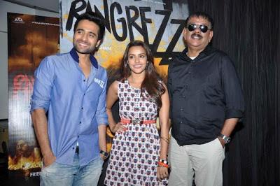 Rangrezz Movie Press Meet Photos