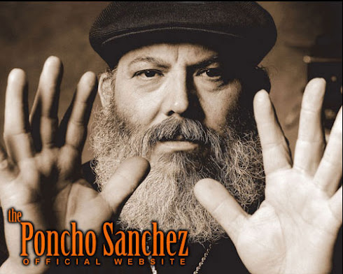 Pagina Oficial de Poncho sanchez