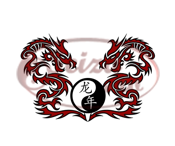 Chinese Dragons Tattoos Tattoo Designs