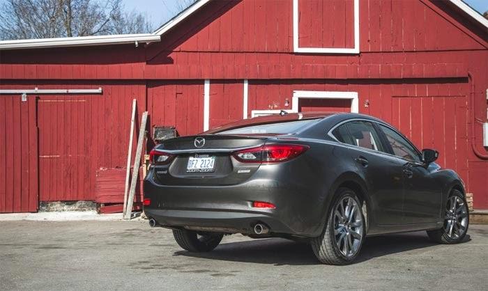 2016 Mazda 6 Release Date Canada