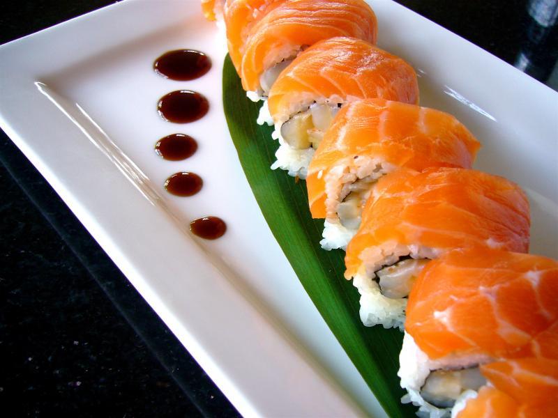 Alaskan Roll Recipe |Japanese Food Recipes