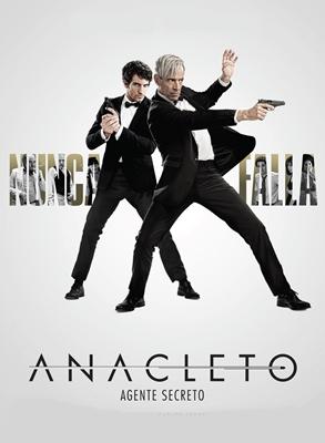 Anacleto: Agente Secreto - Legendado
