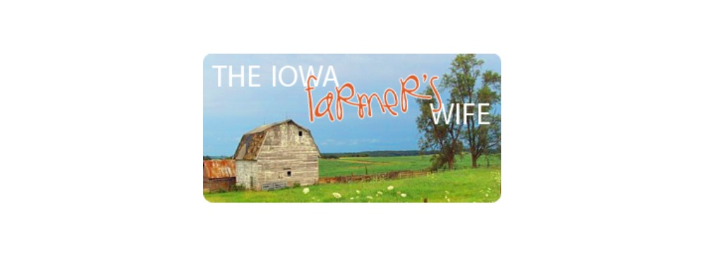 The Iowa Farmer's Wife