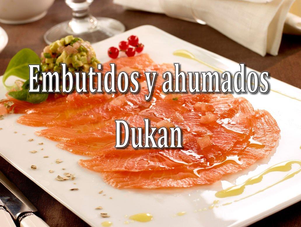 Recetas dukan dukansusi embutidos y pescados ahumados son todos aptos actualizado - Dieta dukan alimentos prohibidos ...