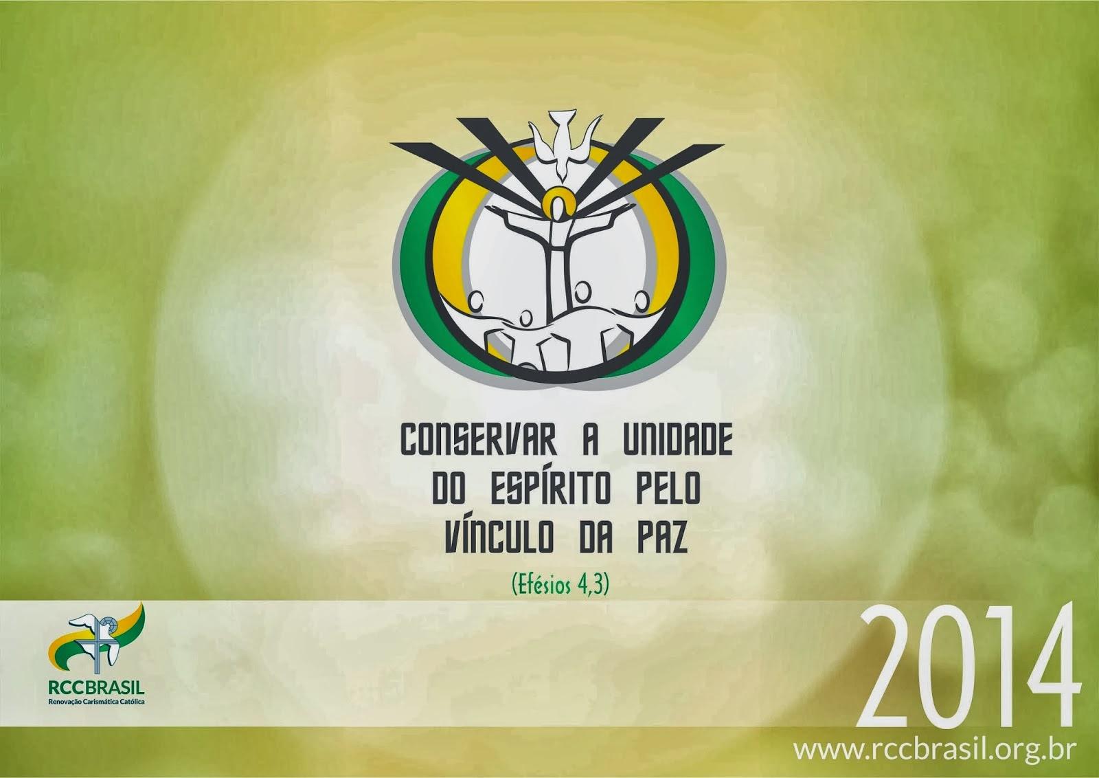 Tema da RCC Brasil 2014