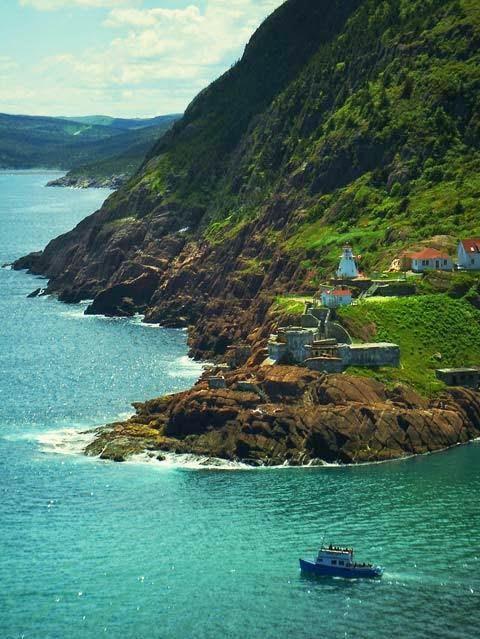 St. John's, Newfoundland and Labrador, Canada.