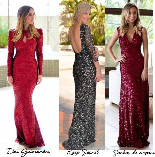 Vestidos de festa usados online