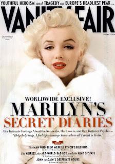 Marilyn Monroe Vanity Fair Cover