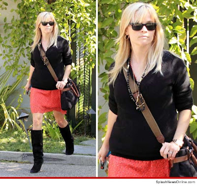 Reese Witherspoon's Baby Bump