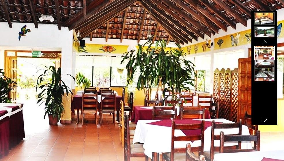 Hosterías en el oriente ecuatoriano – Hostería Finca El Pigual