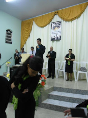 Predica em MG- Cambui
