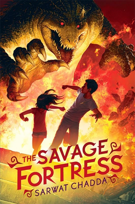 The Savage Fortress -US Edition