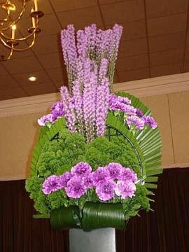 New Garden Club Journal Dramatic Creative Floral Designs