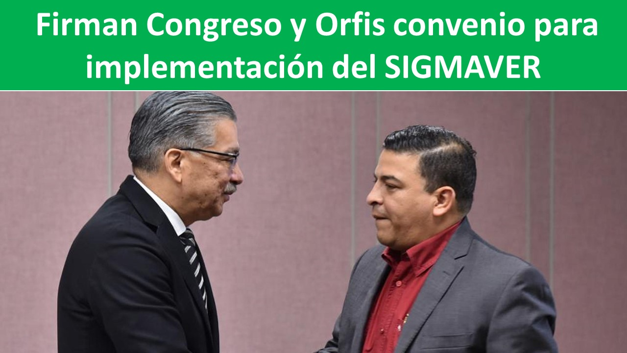 Congreso y Orfis