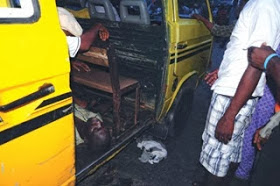 Soldier Beats Bus Conductor To Death Over Transport Fare In Lagos [Photo]