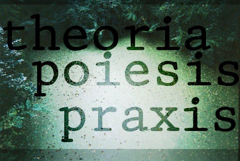 theoria poiesis praxis