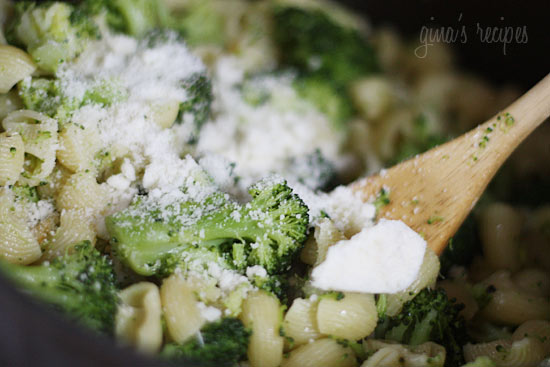 Easiest Pasta and Broccoli Recipe | Skinnytaste