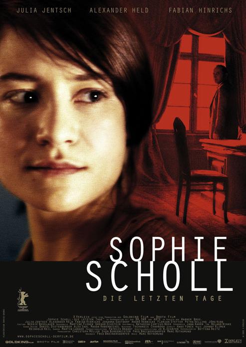 Filmtipp Familienfunk Sophie Scholl - Die letzten Tage