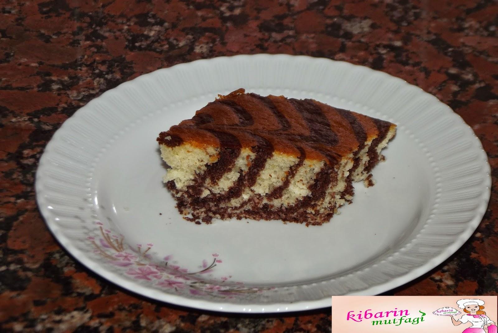 Klasik kek tarifi