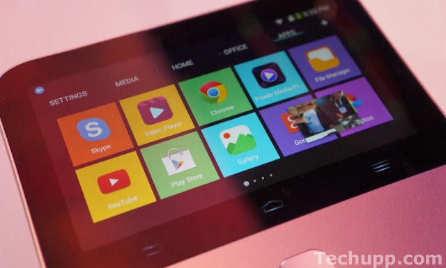 ZTE SPRO Android