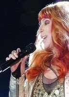 Cher performing live in 2013