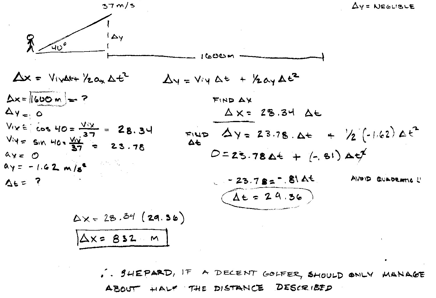P-dog's blog: boring but important: Physics midterm problem ...