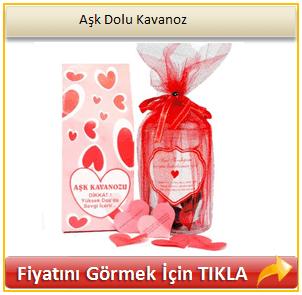 sevgili için romantik hediyeler