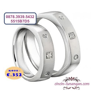 cincin pernikahan couple no 352