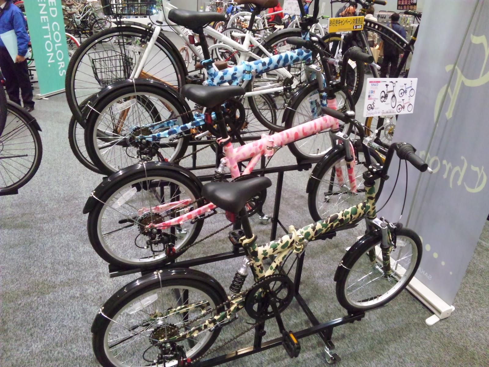 自転車の 自転車 可愛い 折りたたみ : 自転車好房ラルプデュエズ ...