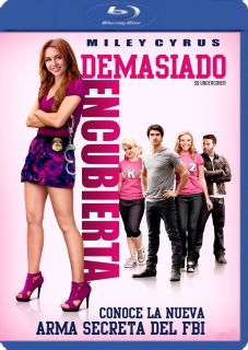 Demasiado Encubierta (2012) Dvdrip Latino Imagen1~1