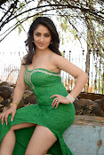 Ankita Sharma Hot photo shoto in Green-thumbnail-9