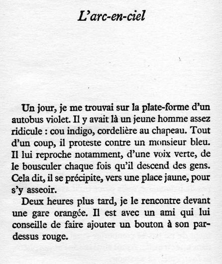 Literatuur: Raymond Queneau - Exercices De Style ...