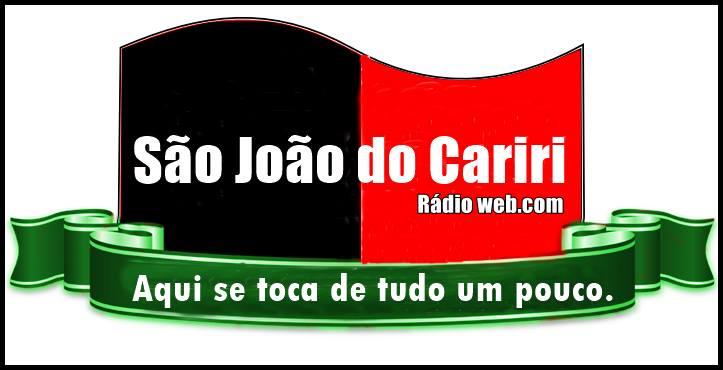 SÃO JOÃO DO CARIRI RÁDIO WEB.. COM