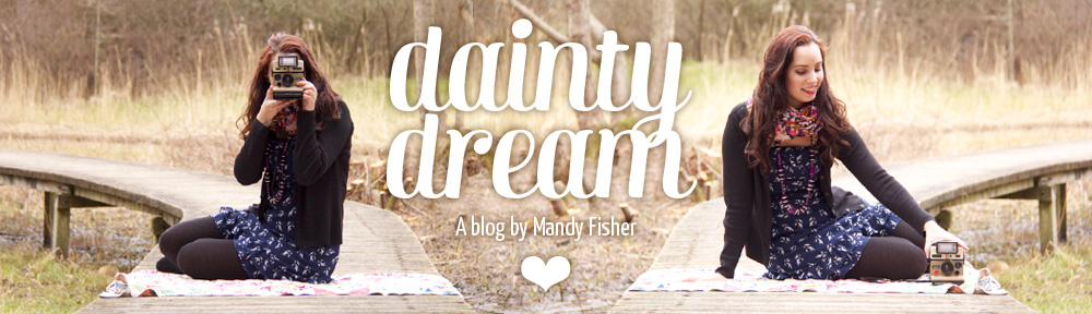 Dainty Dream, by Mandy Fisher