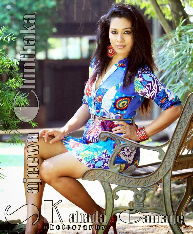 Nadeeshani Nilukshi legs hot