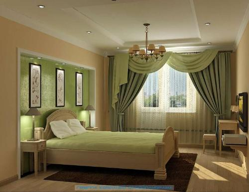 Wonderful Bedroom Curtains Styles ~ Curtains Design Needs