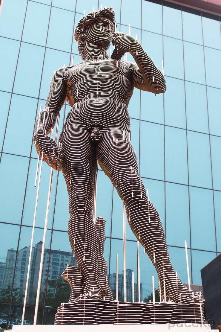 Amazing 3D Sculpture