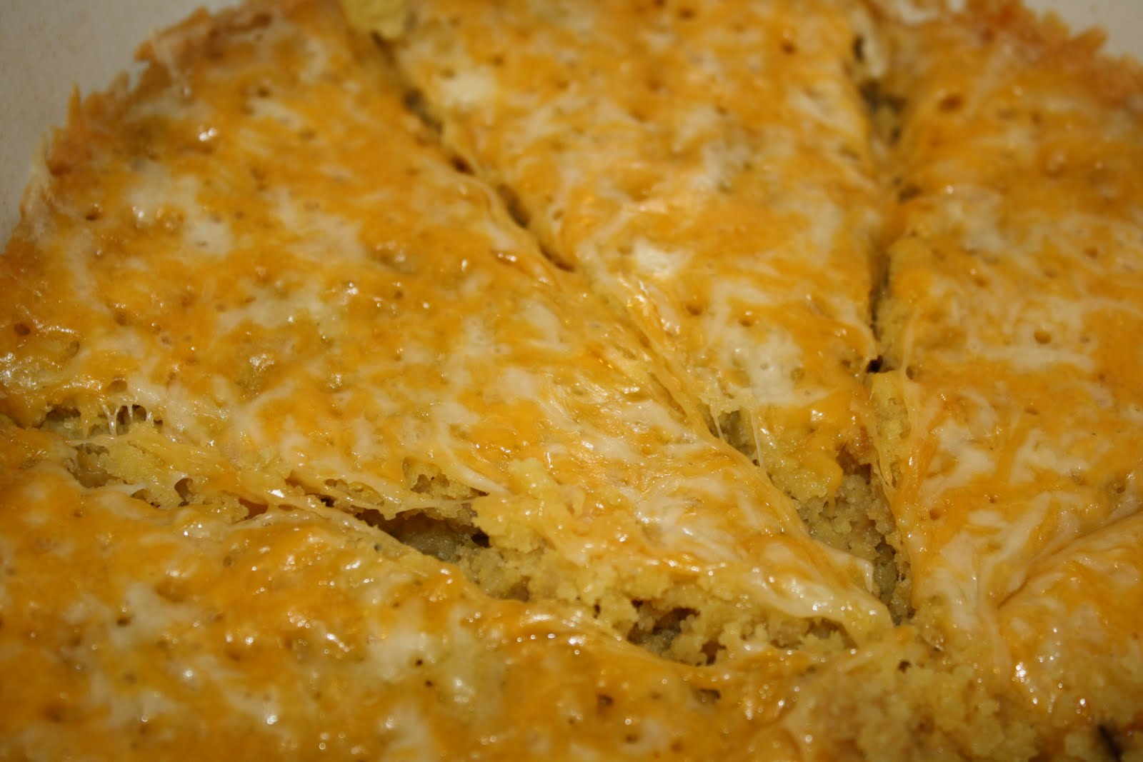 of times regular cornbread is pretty dry and crumbly this cornbread ...