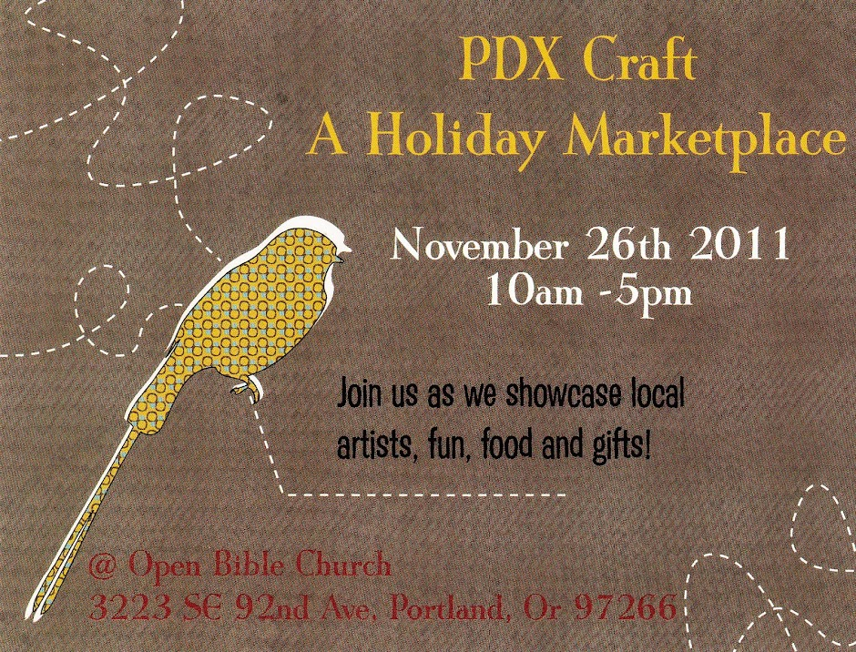 PDX Craft - A Holiday Marketplace