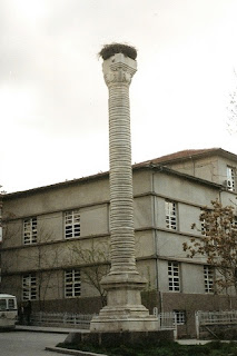 Ankara - Column of Julian, Turkey