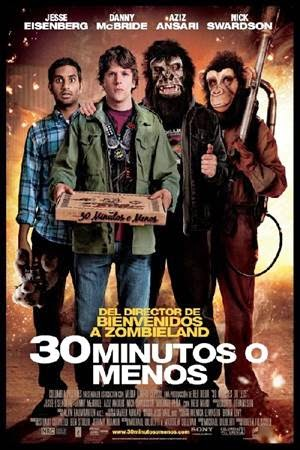 Imagen 30 Minutos o Menos DVDRip Latino