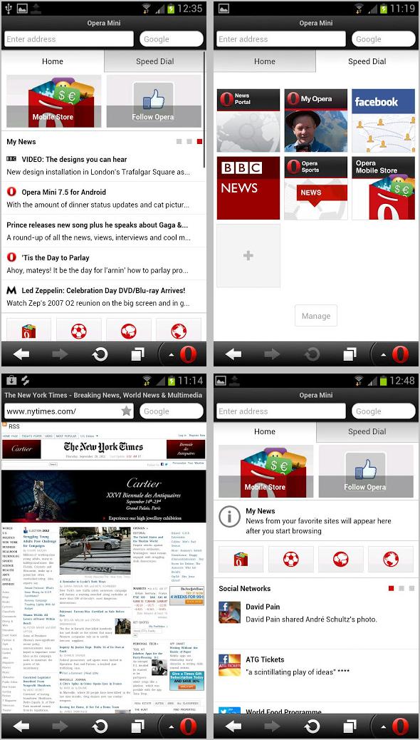 Opera Mini for Windows Mobile - Download