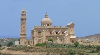 Catedral de Ta´Pinu.