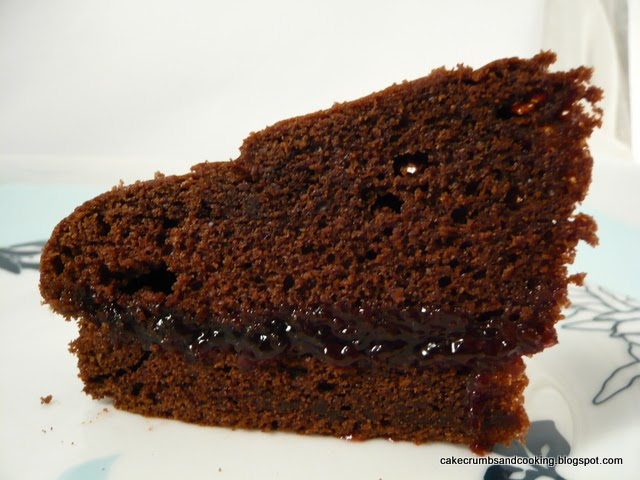 Cake, Crumbs and Cooking: Pam's Chocolate Cake