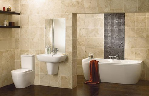 Bathroom Plans on Home Modern Bathrooms Designs Ideas